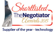 Negotiator Awards 2015